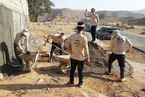 ۳۵۰۰ گروه جهادی در آذربایجانشرقی فعال است