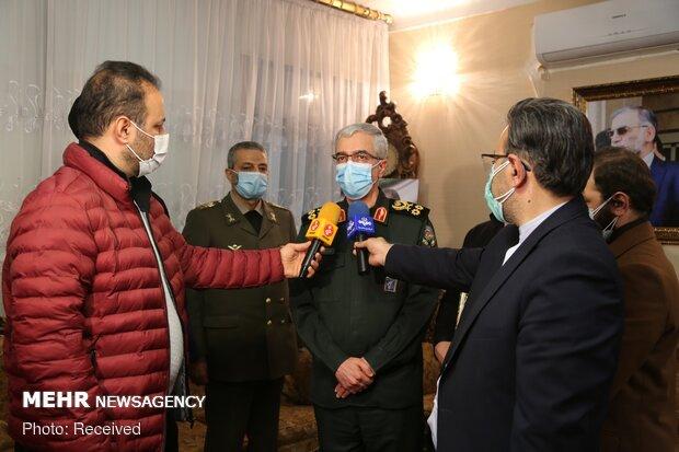 İran Genelkurmay Başkanı'ndan ABD ve İsrail'e uyarı