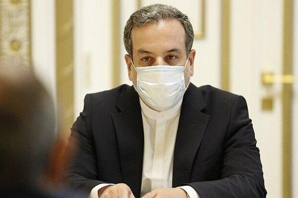 عراقجي يلتقي وزير الخارجية الكويتي
