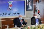 امضای تفاهمنامه همکاری میان بنیاد شهید و وزارت ورزش و جوانان