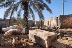 ۱۴۰۰ واحد مسکونی در نقاط سیلزده بوشهر تعمیر و بازسازی میشود