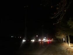 تاراج امنیت در دالان تاریک گرگان/حسرت روشنایی در بلوار صیاد ۱۰ ماهه شد