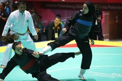 رشته پنچاک سیلات با هشت وزن در رقابتهای داخل سالن آسیا