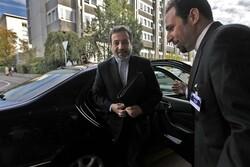 Deputy FM Araghchi arrives in Muscat