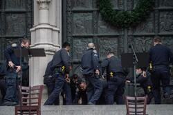 تیراندازی در کلیسای منهتن نیویورک