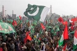 افزایش فشارها برای استعفای عمران خان بعد از مخالفت وی با رژیم صهیونیستی