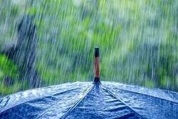 تهران پربارش ترین و ورامین کم بارش ترین شهرستان در پاییز استان