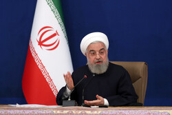 Territorial integrity important for Iran: Rouhani