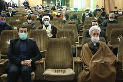 İran'da Dağlık Karabağ şehitleri anıldı