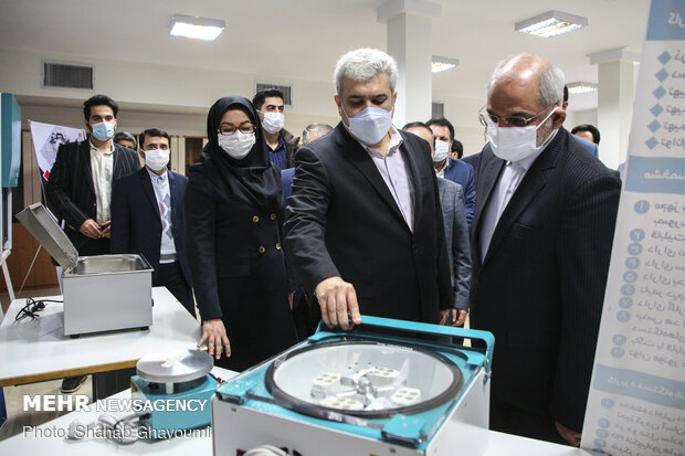 Education min. inaugurates 58 student research centers