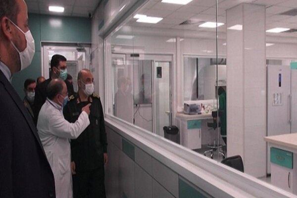 IRGC chief inaugurates Noor Genetics Center