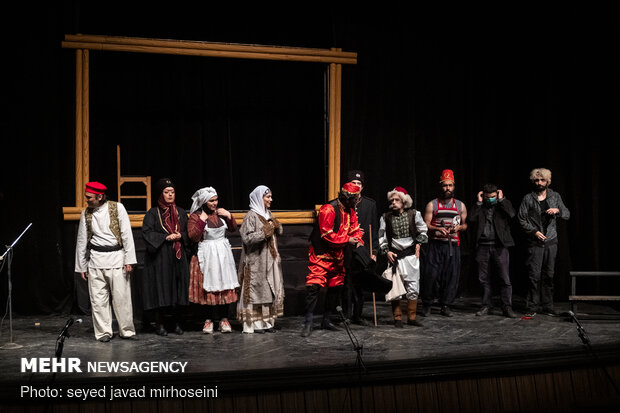 32nd Guilan Provincial Theater Festival