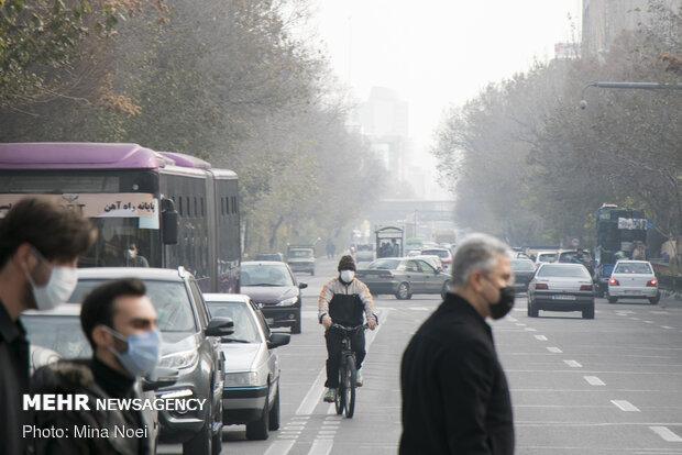 آلودگی هوا از علل افزایش کرونا و آنفلوانزا