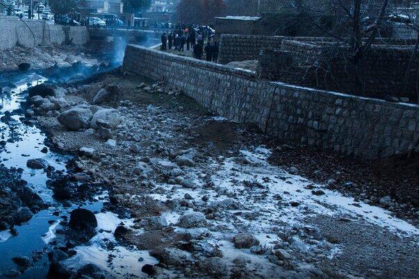 ۲۶ روستا درچهارمحال و بختیاری تحت تاثیر آلودگی نفتی قرار گرفتند