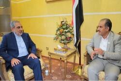 İran: Yemen'in yeniden imarı için yardıma hazırız