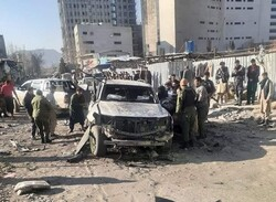 Kabul's deputy governor killed in a blast in Afghanistan