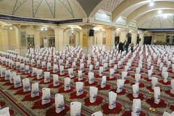 توزیع ۱۶ هزار بسته معیشتی در استان قزوین