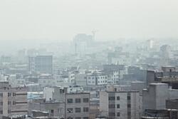 آلودگی هوا در اراک دوباره به حد هشدار رسید