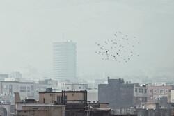 Air pollution in Hamedan