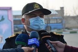 سارقان مسلح لوازم رایانه ای در غرب تهران به دام پلیس افتادند