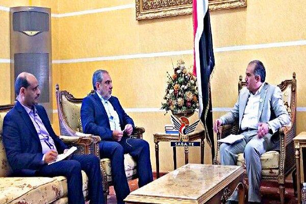 Iran, Yemen discuss coop. on urban development