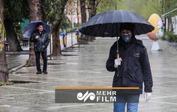 وضعیت آب و هوا در ۲۴ ساعت آینده