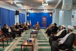نشست «هم اندیشی حوزه و دانشگاه» در ساری برگزار شد