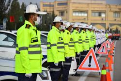 استقرار ۳۰ گشت پلیس در مسیرهای مواصلاتی ایلام