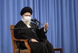 Leader urges for unity, foiling sanctions, not trusting enemy