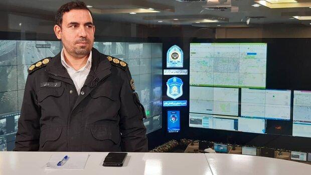 ۵۰ درصد تصادفات جرحی و فوتی تهران مربوط به موتورسیکلت سواران است