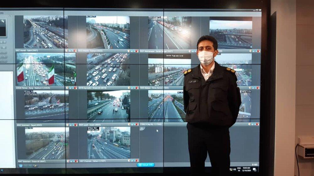 تشریح وضعیت ترافیکی پایتخت/ تردد کامیونهای آلاینده ممنوع شد