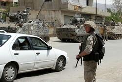 تیراندازی گروهی از شبه نظامیان به یک پاسگاه پلیس در «بعلبک» لبنان
