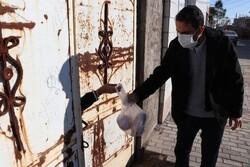 توزیع هزار کیلوگرم مرغ منجمد به نیازمندان تربت جام