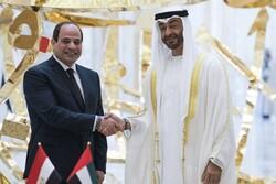 امارات به مصر رشوه می دهد تا با حل بحران قطر مخالفت کند