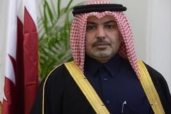السفير القطري في إيران: العلاقات بين البلدين تاريخية تكسوها المحبة والصداقة