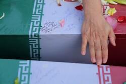 پیکر ۶۳ شهید  برای شناسایی به تهران منتقل میشود