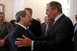لافروف: العقوبات تعرقل حل المشاكل التي يعاني منها الشعب السوري