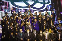 İran'da Serbest Stil Süper Lig şampiyonu belli oldu