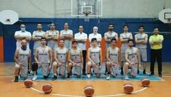 «خانه بسکتبال قم» به مصاف «خانه بسکتبال کردستان» می رود