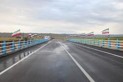 وزیر راه از پروژه جاده سمنان- فیروزکوه بازدید کرد