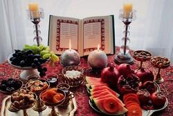 Yalda Night, celebration of longest night of year
