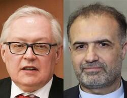 Tehran, Moscow confer on JCPOA