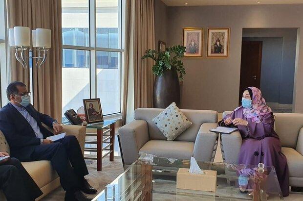 Iran, Oman discuss ways to expand academic coop.