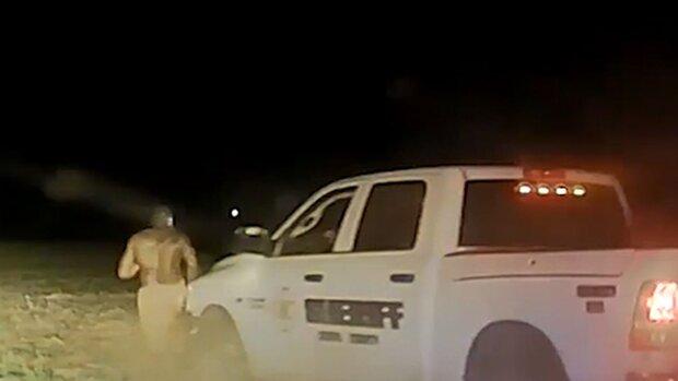 Kansas deputy purposely ran over Black man