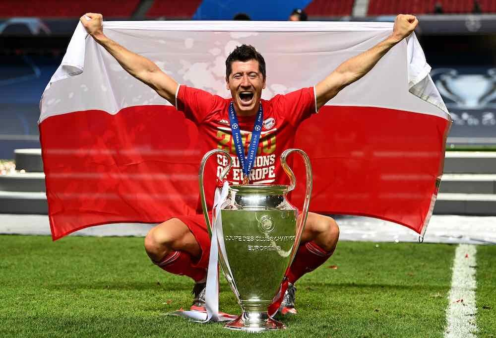 Robert Lewandowski wins FIFA Player of the Year - Tehran Times