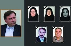 استاندار گیلان باخانواده پرستاران شهید مدافع سلامت تلفنی صحبت کرد