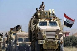 10 military forces killed in bomb blast in Iraq's Tarmiyah