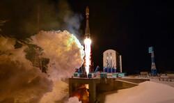 موشک روسی ۳۶ ماهواره اینترنتی انگلیس را به فضا برد