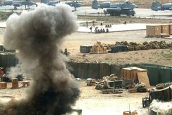 Rockets hit Bagram airport largest US base in Afghanistan