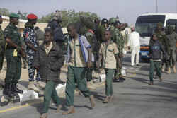 دانش آموزان مدرسه ای در نیجریه ربوده شدند